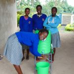 The Water Project: Dr. Gimose Secondary School -  Handwashing