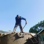The Water Project: Eshiakhulo Primary School -  Dome Construction
