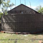 The Water Project: St. Theresa's Bumini High School -  Tank Walls