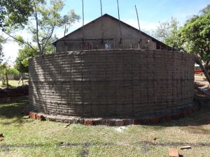 The Water Project:  Tank Walls
