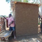 The Water Project: Imanga Secondary School -  Latrine Construction