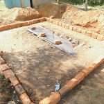 The Water Project: Eshiakhulo Primary School -  Latrine Outline