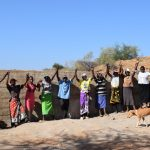 The Water Project: Kathonzweni Community -  Celebrating The Completed Dam