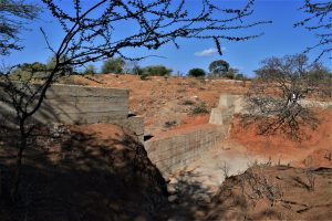 The Water Project:  New Dam