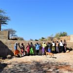 The Water Project: Kathonzweni Community -  Shg Members At The Dam