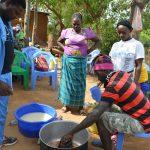 The Water Project: Mwau Community -  Soapmaking