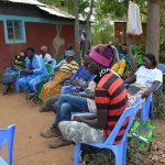 The Water Project: Mwau Community -  Training Participants