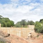 The Water Project: Kathungutu Community -  Complete Dam