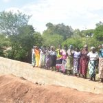 The Water Project: Kathungutu Community -  Dam Celebration