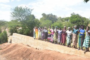 The Water Project:  Dam Celebration