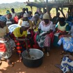 The Water Project: Kathungutu Community -  Soapmaking