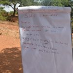 The Water Project: Kathungutu Community -  Training Materials