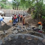 The Water Project: Kathungutu Community -  Well And Dam