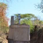The Water Project: Kathonzweni Community A -  New Well