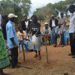 The Water Project: Kathonzweni Community A -  Tippy Tap