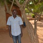 The Water Project: Mwau Community A -  Urbanus Muia