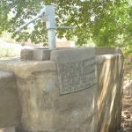 The Water Project: Kathungutu Community A -  Finished Well