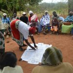 The Water Project: Kathungutu Community A -  Training