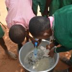 The Water Project: Kituluni Primary School -  Soapmaking