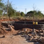 The Water Project: Kituluni Primary School -  Tank Construction