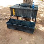 The Water Project: Kakunike Primary School -  New Handwashing Station