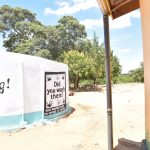 The Water Project: Kakunike Primary School -  Tank And Gutters