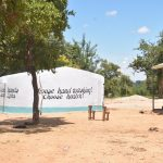 The Water Project: Kakunike Primary School -  Tank On The School Grounds