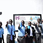 The Water Project: Kalulini Boys' Secondary School -  Cheers