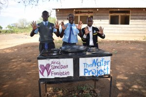 The Water Project:  Clean Hands