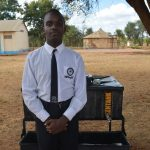 The Water Project: Kalulini Boys' Secondary School -  George Mumo