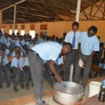 The Water Project: Kalulini Boys' Secondary School -  Soapmaking