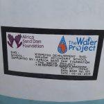 The Water Project: Kikuswi Secondary School -  Dedication