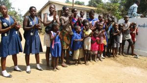 The Water Project:  Children Celebrating The Well