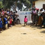 The Water Project: Tholmossor, Amputee Camp -  Community Members At Well Dedication