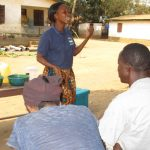 The Water Project: Tholmossor, Amputee Camp -  Hygiene Facilitator