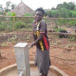 The Water Project: Kimigi Kyamatama Community -  Katusabe Jane