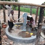 The Water Project: Kimigi Kyamatama Community -  Kids Collect Water