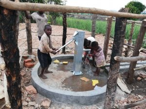 The Water Project:  Kids Collect Water
