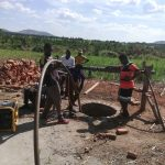 The Water Project: Kimigi Kyamatama Community -  Recharge Analysis