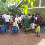 The Water Project: Kimigi Kyamatama Community -  Training Attendees