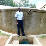 The Water Project: Bishop Makarios Secondary School -  Deputy Principal Mr Andrew Ruto