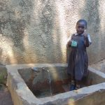The Water Project: Mwanzo Primary School -  Noeline Khavaya