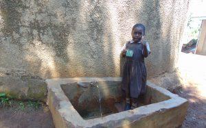 The Water Project:  Noeline Khavaya