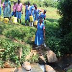 The Water Project: Irovo Orphanage Academy -  Arriving At The Stream