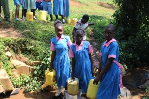 The Water Project:  Ready To Make The Trip Back To School