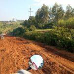 The Water Project: Sambaka Community, Sambaka Spring -  Road To Sambaka