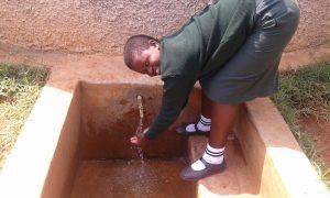 The Water Project:  Truphena Nyangai