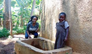 The Water Project:  Field Officer Georgina With Noeline