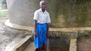 The Water Project:  Juliet Atieno