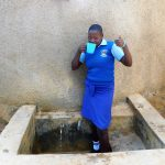 The Water Project: Eshisenye Girls Secondary School -  Student Everline Busolo